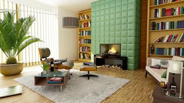 Ideas para decorar su chimenea