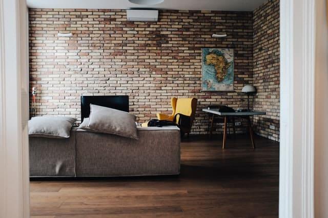 Materiales para revestir sus paredes
