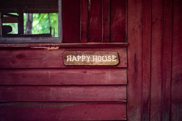 La psicologia de una casa mas feliz