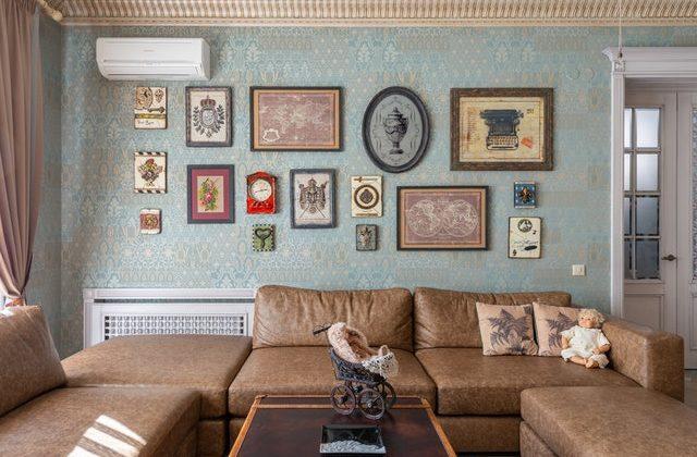 Colores para decorar al estilo vintage