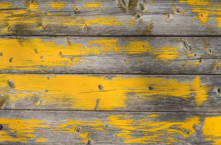 quitar la pintura de la madera