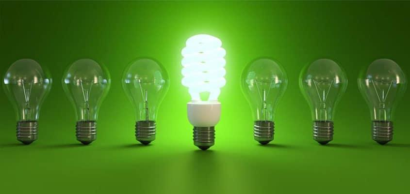 Como ahorrar más energia en el hogar