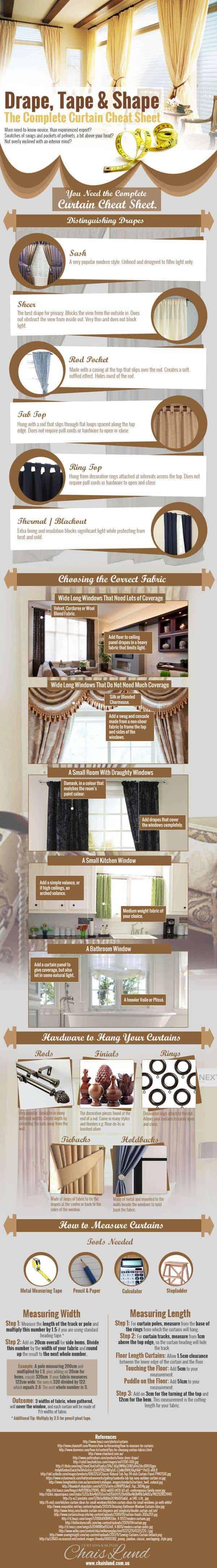 trucos colocar cortinas
