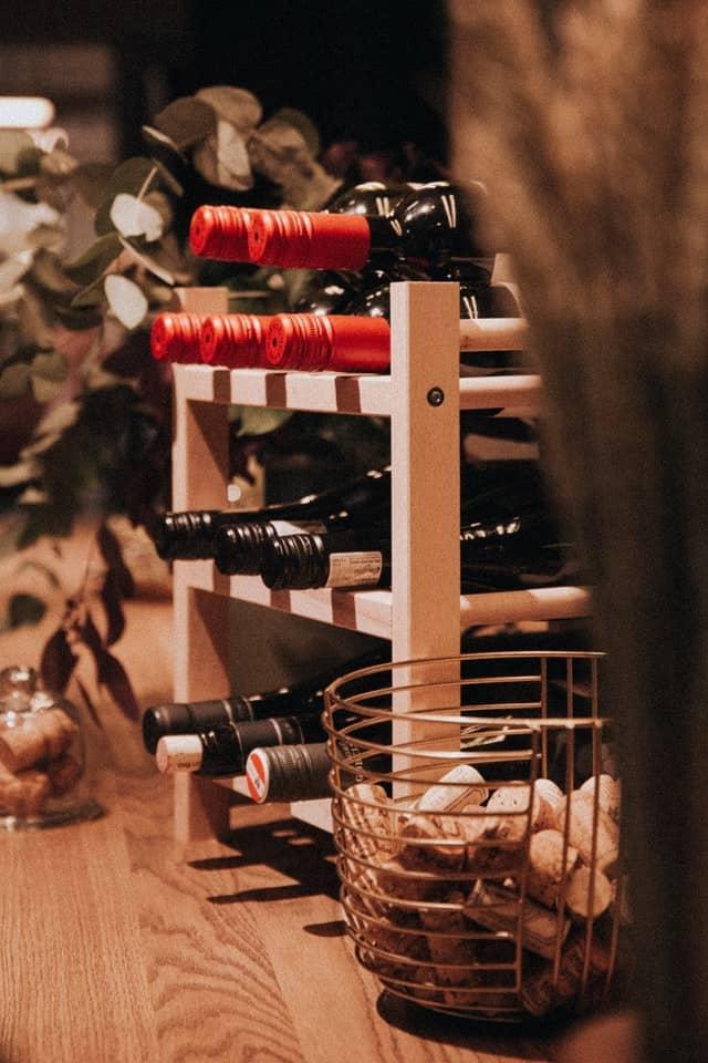 cómo hacer una vinoteca