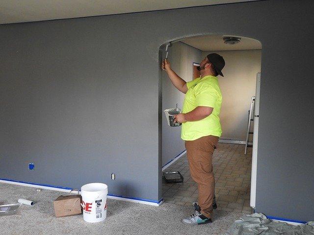 cambiar color de las paredes