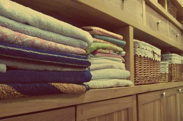 cuarto de lavado en casa