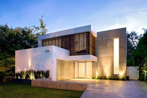 techo-plano-casa-moderna