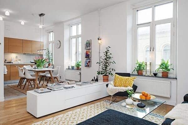 conecte los espacios de su casa