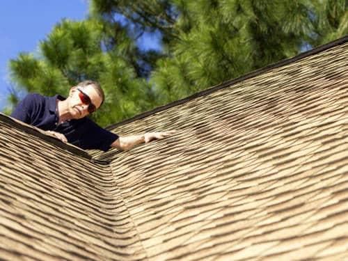 revisar el techo en verano