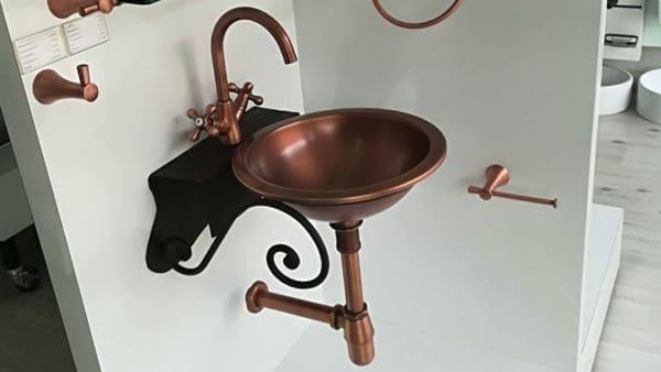 Baños con bronce