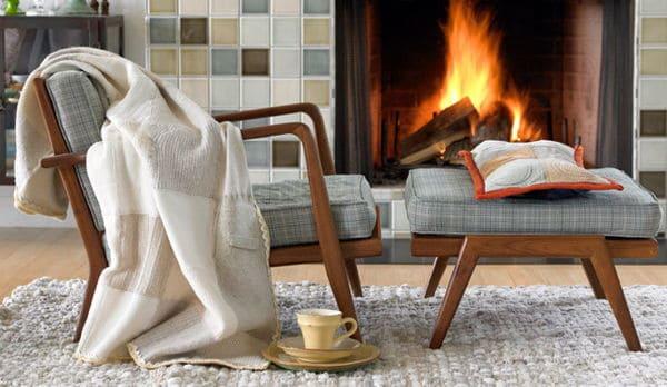 Recomendaciones para mantener su casa calida durante el invierno