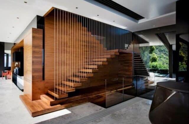 reformar la escalera principal de su casa