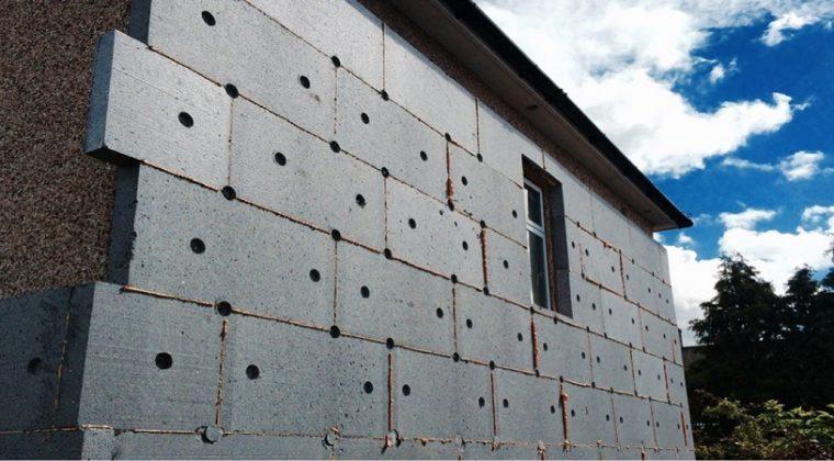mejorar el aislamiento de una casa ya construida