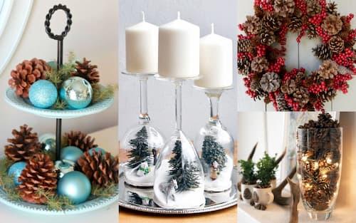 Ideas paras decorar de Navidad