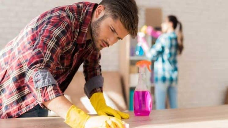 como desinfectar la casa para evitar el coronavirus