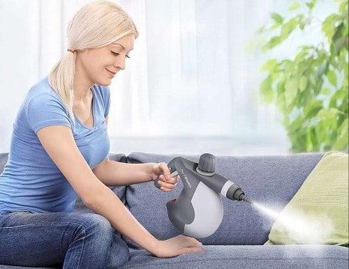 desinfectar el sofá