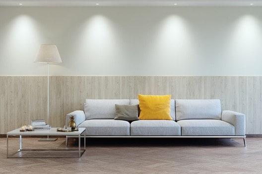 revestimiento de paredes interiores