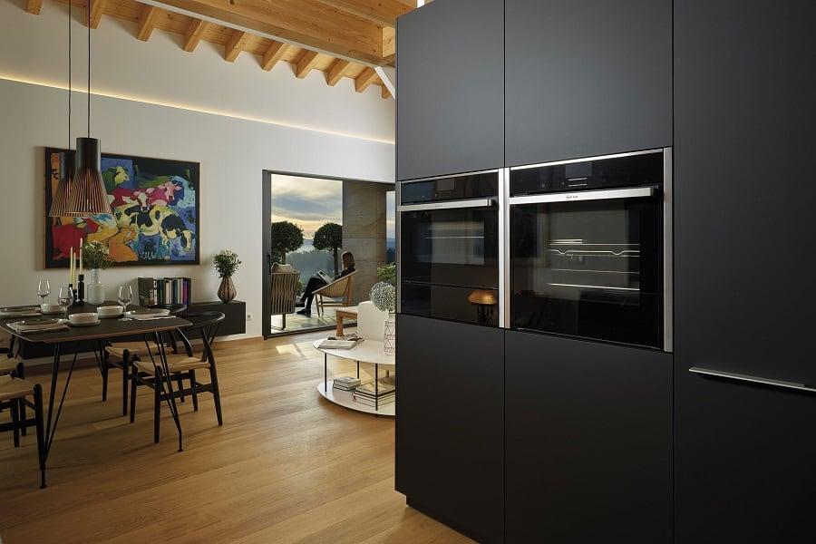 Ventajas de los electrodomésticos integrados