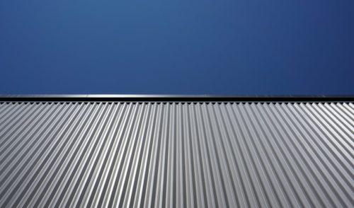 techo de metal