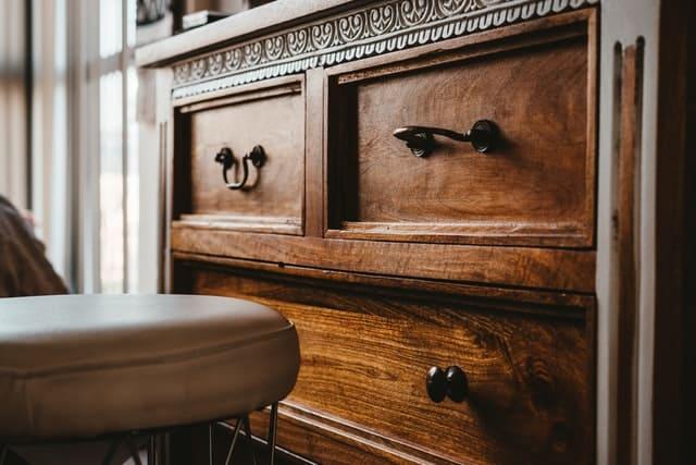 Tecnicas para restaurar muebles viejos