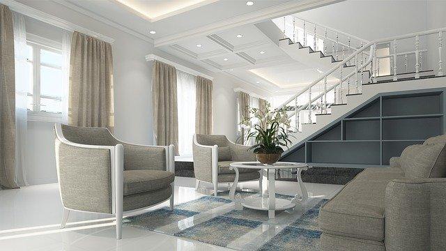 consejos para tener una casa lujosa con poco dinero